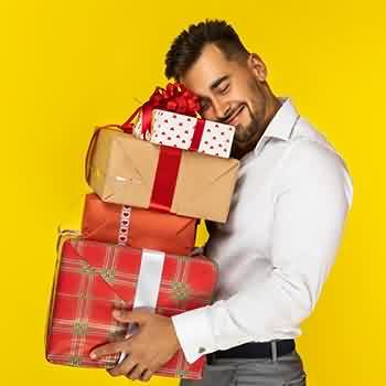 man gift
